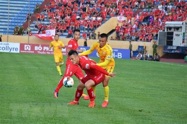 Ban trọng tài VFF: Bàn thắng của Hải Phòng trước Nam Định không hợp lệ