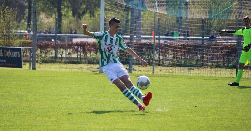 SC Heerenveen chiêu mộ hậu vệ mới