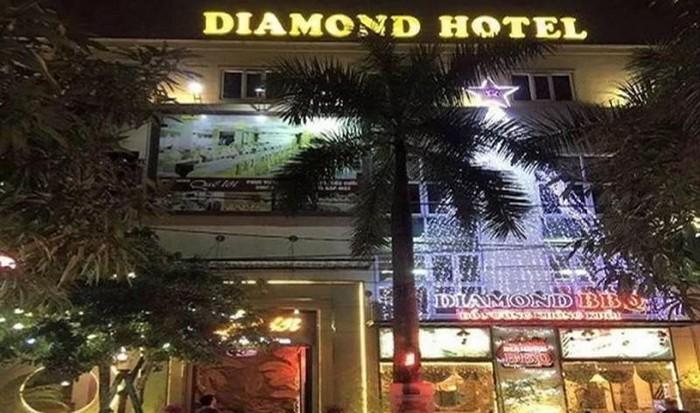 Bà chủ khách sạn Diamond ở Thái Bình treo cổ tự vẫn