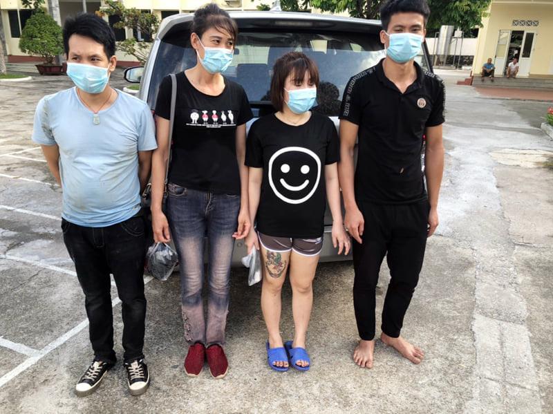 Bắt giữ nhiều đối tượng bơi sông nhập cảnh trái phép vào Việt Nam