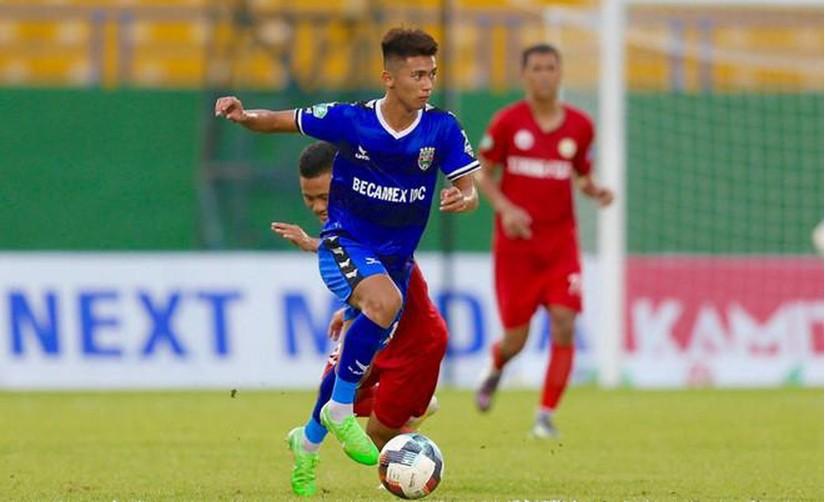 3 cầu thủ của Bình Dương được HLV Park Hang Seo triệu tập lên tuyển U22 Việt Nam