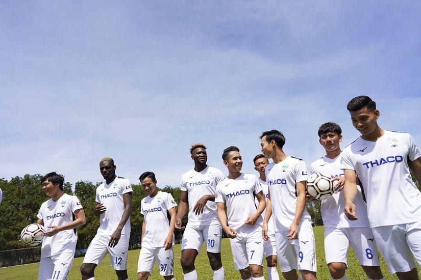 Quốc Vượng tự tin bắt bài CLB HAGL ở vòng 7 V.League