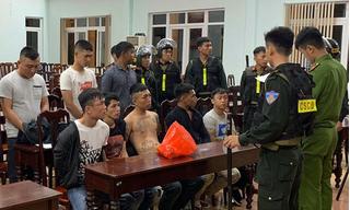 Hàng chục thanh niên hỗn chiến náo loạn trong đêm