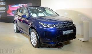 Land Rover Discovery Sport vừa ra mắt tại Việt Nam có gì đặc biệt?