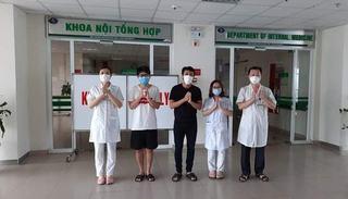Thêm 5 người khỏi bệnh, Việt Nam chỉ còn 20 bệnh nhân Covid-19