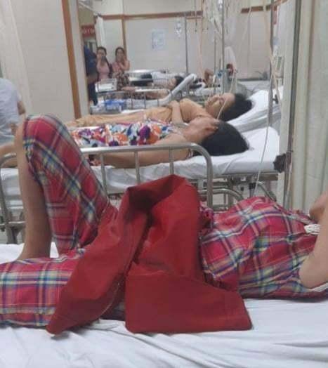 Nghi ăn tiết canh cua ở tiệc cưới, 22 người ngộ độc nhập viện cấp cứu