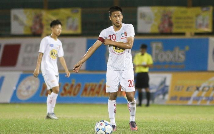 16 cầu thủ đầu tiên được triệu tập lên U22 Việt Nam