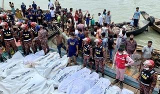 Lật phà ở Bangladesh, 23 người thiệt mạng, hàng chục người mất tích