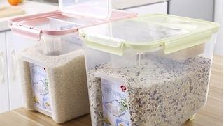 Cách bảo quản gạo cả năm không hỏng, không lo mọt mối