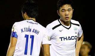 Bất ngờ với lý do Tuấn Anh, Xuân Trường không được thi đấu ở vòng 7 V.League