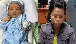 Nóng: Khởi tố đối tượng bỏ rơi con mới sinh dưới hố gas suốt 3 ngày