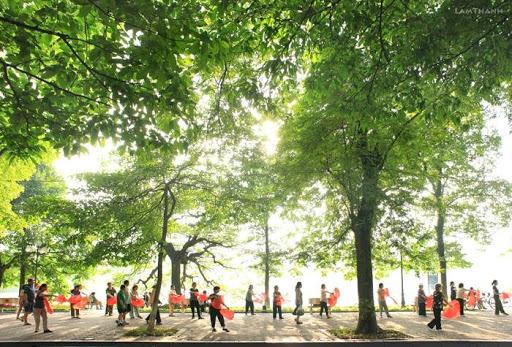 Tin tức thời tiết ngày 1/7/2020: Hà Nội ngày tiếp tục nắng nóng, chiều tối khả năng có mưa