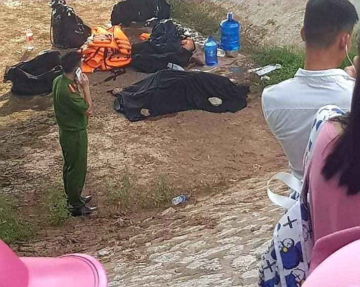 Tìm thấy thi thể nạn nhân đuối nước trên sông Kỳ Cùng, Lạng Sơn