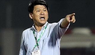 HLV Sài Gòn FC khẳng định đội bóng không còn liên hệ ngầm với bầu Hiển