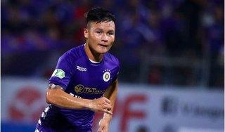 Quang Hải gặp chấn thương chưa rõ ngày trở lại