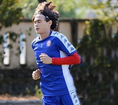 Cầu thủ Việt kiều Pháp cao 1m82 ở U22 Việt Nam