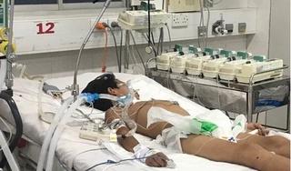 Bé trai 13 tuổi mắc bạch hầu ở Đắk Nông nguy kịch