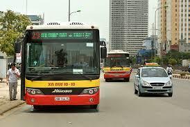 Lịch điều chỉnh 16 tuyến xe buýt Hà Nội để sửa cầu Thăng Long