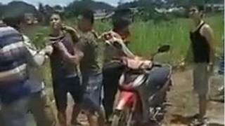 Nổ súng sau vụ va chạm giao thông tại Thanh Hóa