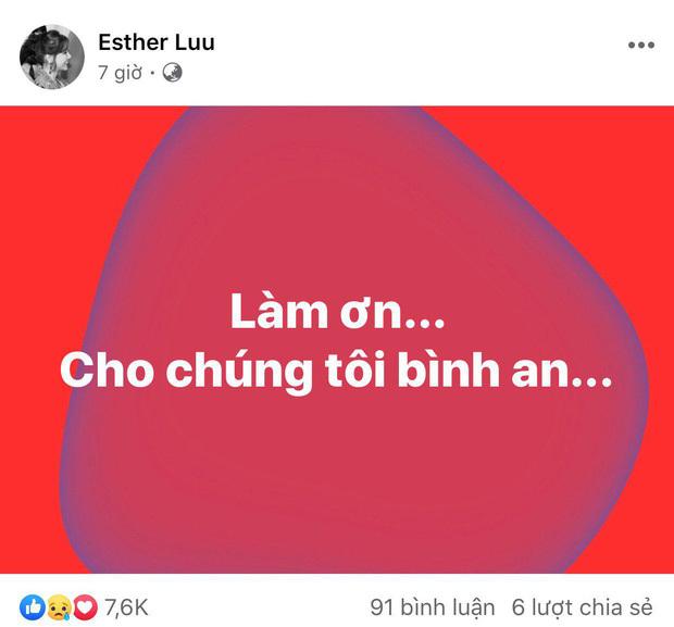 Giữa đêm, Hari Won bất ngờ đăng status mong được bình an khiến fan lo lắng
