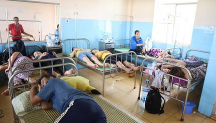 Hàng trăm người nhập viện khẩn cấp do món miến xào hải sản nhiễm khuẩn E.Coli