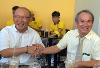 Bầu Đức: 'Nếu HLV Park Hang Seo chia tay VFF, tôi sẽ mời về HAGL'