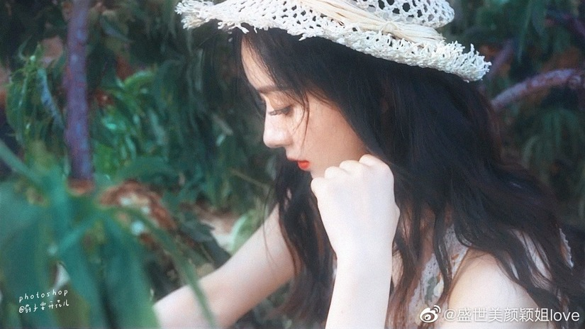 Lụi tim với bộ ảnh 'nữ thần mùa hè' của Triệu Lệ Dĩnh