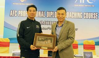 VFF tiết lộ nhiệm vụ của tân giám đốc kỹ thuật Yusuke Adachi