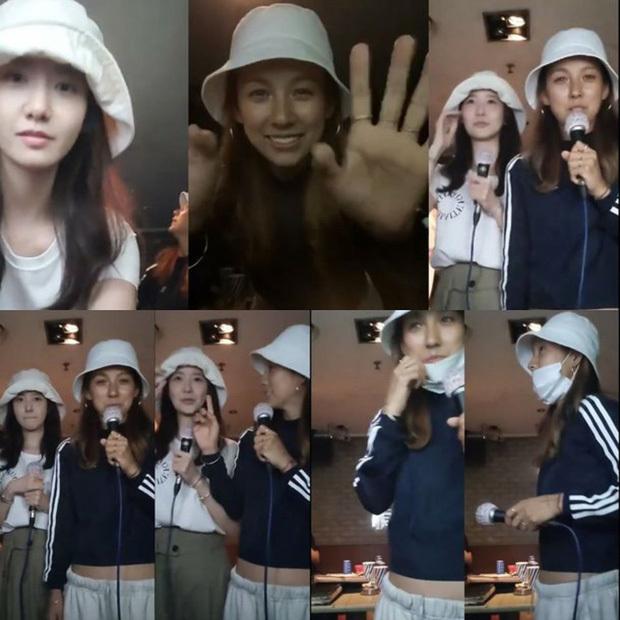Bị chỉ trích vì đi karaoke giữa mùa dịch Covid-19, Lee Hyori và Yoona lên tiếng xin lỗi