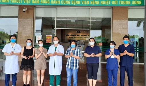 Thêm 4 bệnh nhân khỏi bệnh, Việt Nam hiện chỉ còn 15 bệnh nhân Covid-19