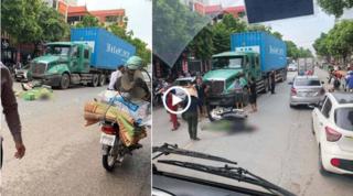 Tin tức tai nạn giao thông ngày 2/7: Tai nạn với xe đầu kéo, chiến sĩ công an tử vong