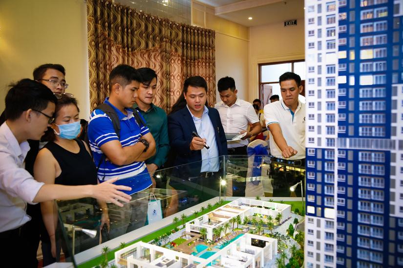 Đa số người mua căn hộ tại các dự án gần khu công nghiệp nhắm đến việc đầu tư cho thuê.