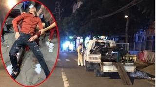 Bị tố dùng dùi cui vụt gãy xương mũi người vi phạm, CSGT Vĩnh Phúc nói gì?