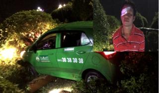 Chỉ sau 2 tiếng cướp được taxi, đối tượng đã bị công an chặn bắt