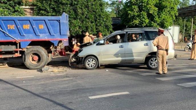 Tin tức tai nạn giao thông ngày 3/7, tin TNGT mới nhất hôm nay 1