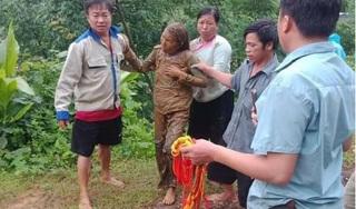 Cứu sống thần kỳ người phụ nữ ở Lai Châu bị đất lở vùi lấp