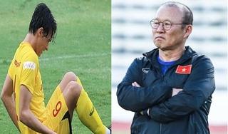 Cầu thủ Việt kiều gặp chấn thương khiến HLV Park Hang Seo lo lắng