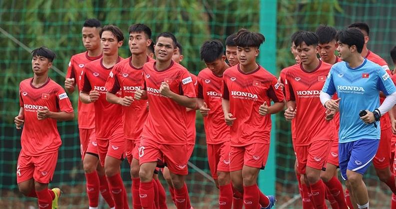 U22 Việt Nam sắp so tài với nhiều đội bóng mạnh của châu Âu