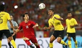 Giá trị đội hình tuyển Việt Nam chính thức vượt qua Malaysia