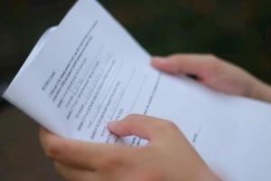 Đề nghị công an làm rõ vụ lộ đề thi lớp 7 ở Quảng Ngãi