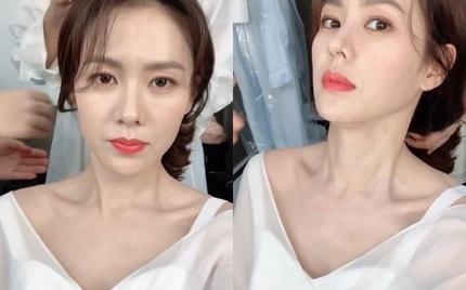 Thực hư chuyện Son Ye Jin mặc váy cưới sắp lên xe hoa khiến dân tình náo loạn