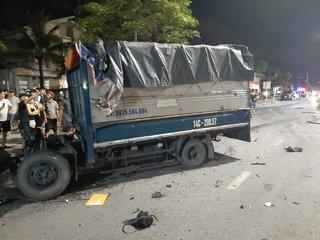 Tin tức tai nạn giao thông ngày 5/7: Xe bán tải tông xe tải sang đường, 4 người thương vong