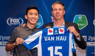 Heerenveen gửi thư cho Hà Nội FC về trường hợp của Đoàn Văn Hậu