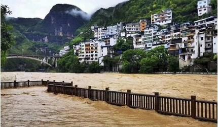 Tin tức thế giới 5/7: Trung Quốc ban bố cảnh báo vàng về mưa lũ