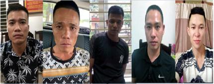 Liên tiếp bắt giữ 2 ổ nhóm trộm cắp xe SH ở Hà Nội