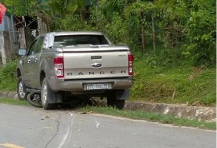 Trưởng phòng TN&MT huyện cầm lái đâm chết người, một phụ nữ nhận tội thay