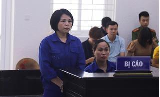 Y án 7 năm tù nữ cựu thượng úy công an gài ma túy hại người khác
