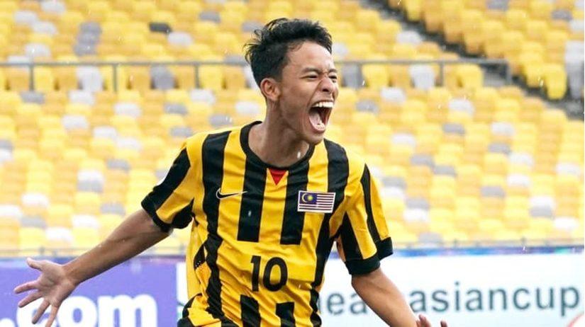 Tiền đạo Luqman Hakim của Malaysia lọt vào 'mắt xanh' CLB Newcastle Utd