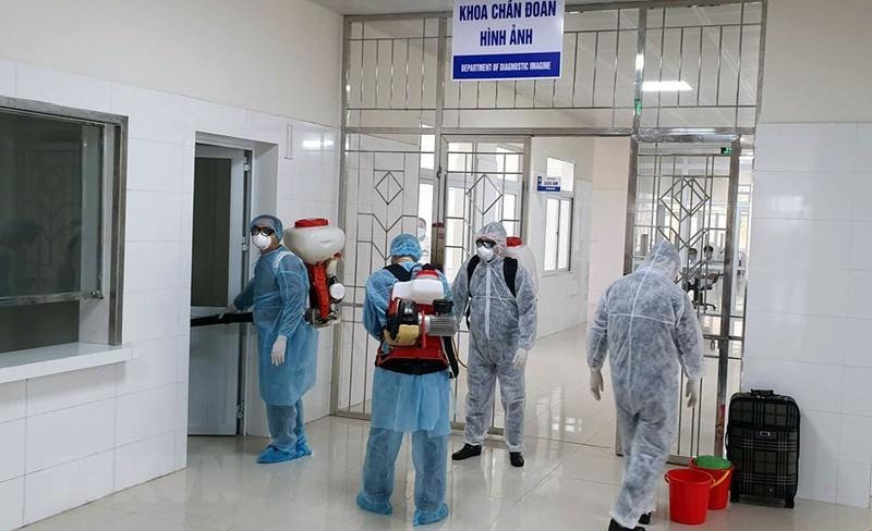 Nóng: Việt Nam ghi nhận 14 ca nhiễm mới Covid-19