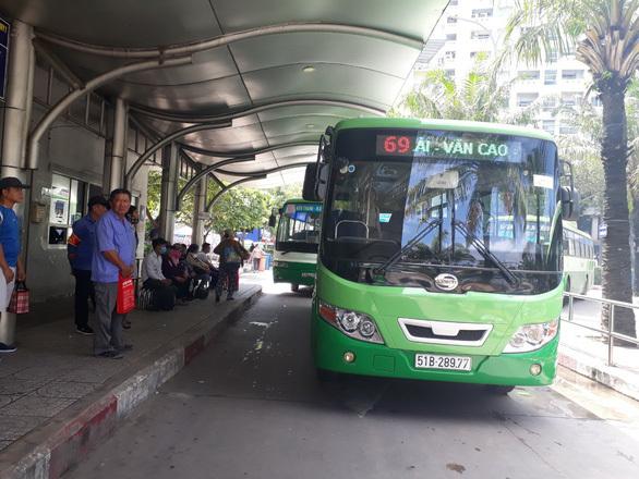 Nợ nần, xe buýt TP HCM 'dọa' ngưng hoạt động từ 15/8
